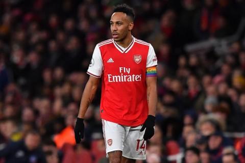 Aubameyang Jadi Kapten Arsenal saat Hadapi Bournemouth