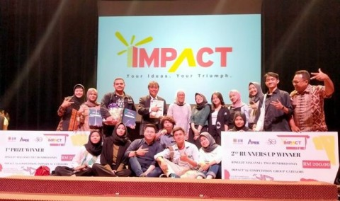 Unpad Juara Kompetisi Komunikasi di Universiti Sains Malaysia