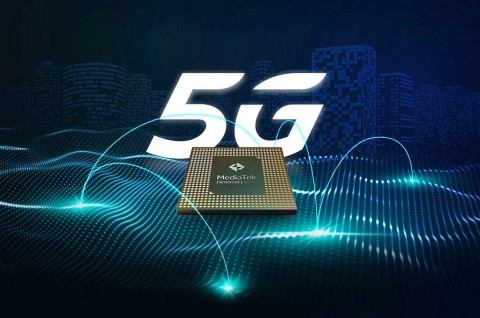 MediaTek Kenalkan Dimensity 800 dengan Modem 5G