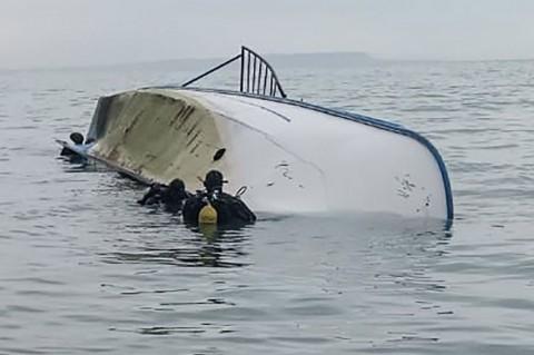 Kapal Bawa Puluhan Imigran Terbalik di Danau Turki, 7 Tewas