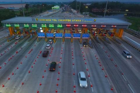85 Ribu Kendaraan Balik ke Jakarta