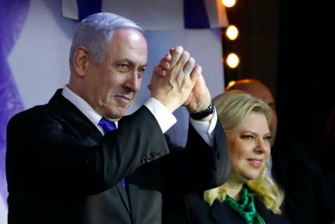 Netanyahu Klaim Kemenangan dalam Pemilihan Ketua Partai Likud