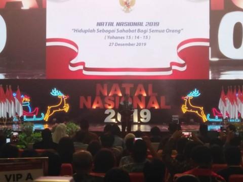 Jokowi: Jangan Lagi Ada Upaya Menghalangi Perayaan Agama
