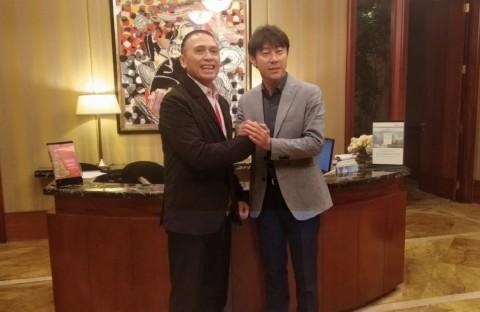 Shin Tae-yong Mulai Adaptasi Suasana di Indonesia