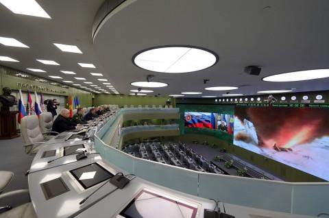 Rusia Resmikan Sistem Misil Hipersonik Avangard