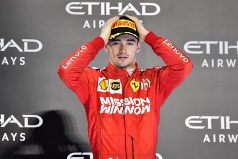 Charles Leclerc Tambah Masa Bakti di Ferrari