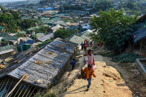 PBB Desak Myanmar Hentikan Kebencian terhadap Rohingya