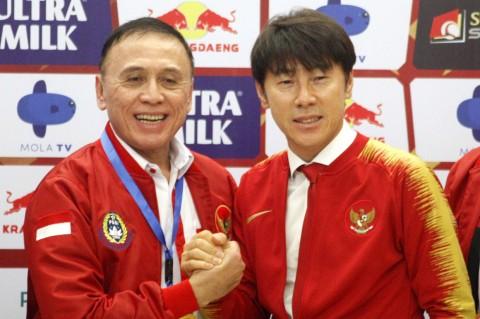 Shin Tae-yong Resmi Latih Timnas Indonesia