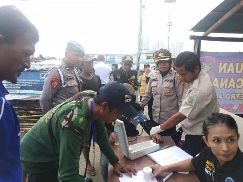 Dua ABK di Kali Adem Ditangkap karena Narkoba