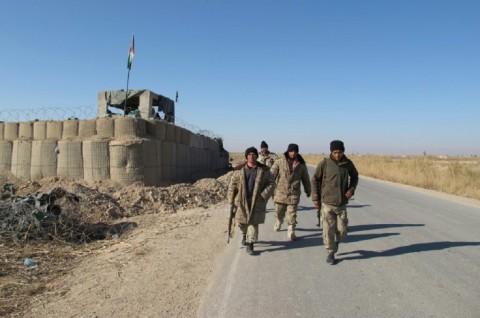 Taliban Serang Markas Militer Afghanistan, 10 Tewas