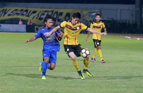Gavin Kwan Belabuh ke Bali United
