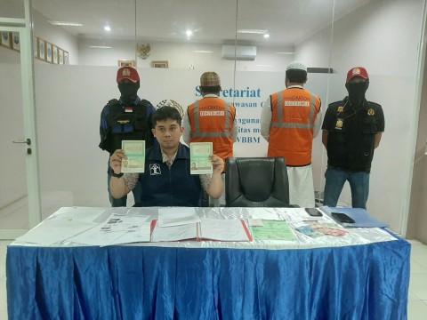 WN Pakistan Ditangkap Gara-gara Memalak