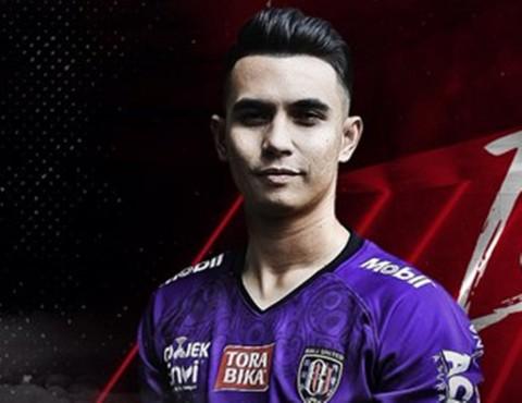 Nadeo Jadi Rekrutan Ketiga Bali United