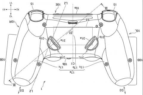 Sony Daftarkan Paten Baru Desain Controller PS5