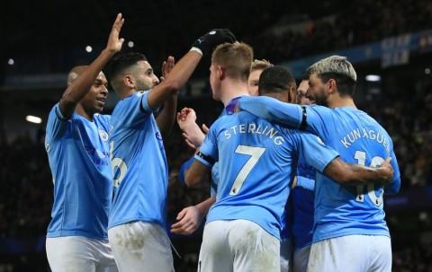 Kalahkan Sheffield, City Kembali ke Jalur Kemenangan
