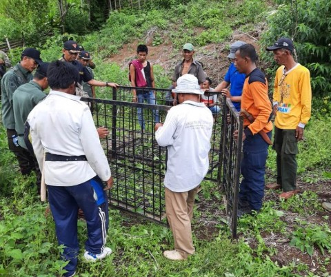 Bupati Muara Enim Perintahkan Tangkap Harimau Hidup atau Mati