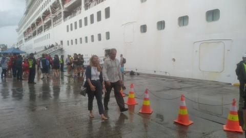 2.000 Turis Mancanegara Berlabuh di Makassar