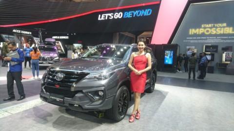 Toyota Targetkan Menjual 10,7 Juta Unit Kendaraan di 2020
