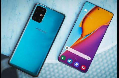 Kabar Terbaru Samsung Galaxy S11+