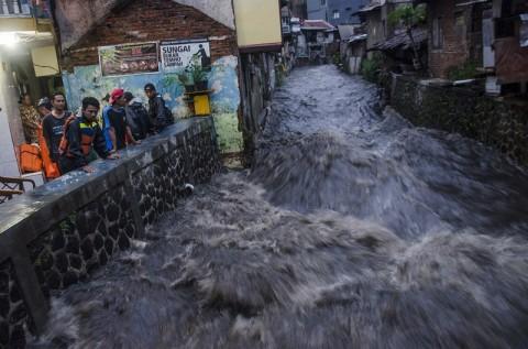 Kementerian PUPR Benahi 185 Kilometer Sungai