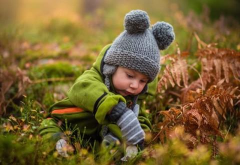 Manfaat Lain Anak Bermain di Luar Ruang