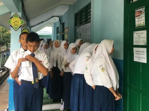 Baru 15 Persen Sekolah Ramah Anak