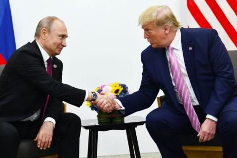 Serangan Teror Digagalkan, Putin Ucap Terima Kasih ke Trump