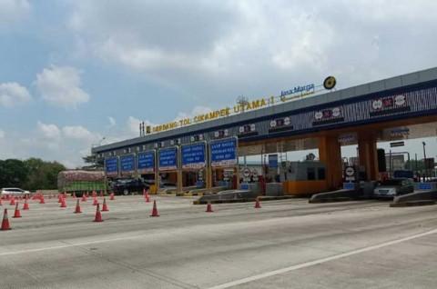 Jasa Marga Prediksi 417 Ribu Mobil Tinggalkan Jakarta