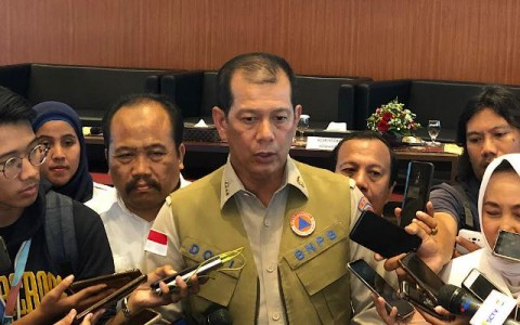 BNPB Bangun Kearifan Lokal Hadapi Bencana
