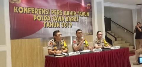 Polda Jawa Barat Pecat 15 Anggota