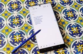 Ubah Tulisan Tangan jadi Teks di Samsung Galaxy Note 10+