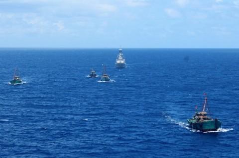 Indonesia Protes ke Tiongkok Terkait Pelanggaran Kedaulatan di Natuna