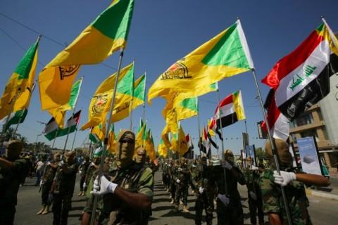 Diserang AS, Milisi Irak Siap Lakukan Serangan Balasan