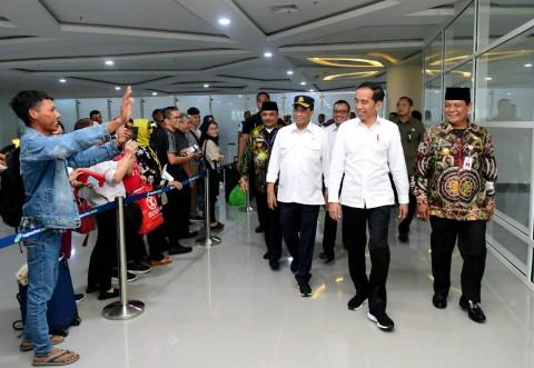 Jokowi Akan Resmikan Bendungan Kamijoro