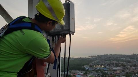 Telkomsel Pasang Jaringan 4G di 15 Ibu Kota Kecamatan Natuna