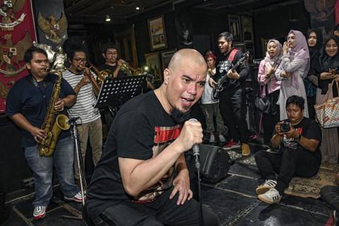 Ahmad Dhani akan Temui Prabowo