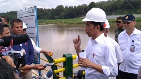 Bendungan Kamijoro Menjamin Ketersediaan Air