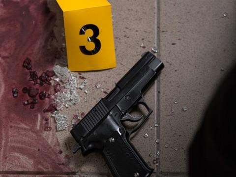 Penembak Penjual Kopi Ditangkap