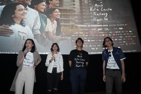 Keseruan Pemain NKCTHI Keliling Jawa Menggunakan Bus