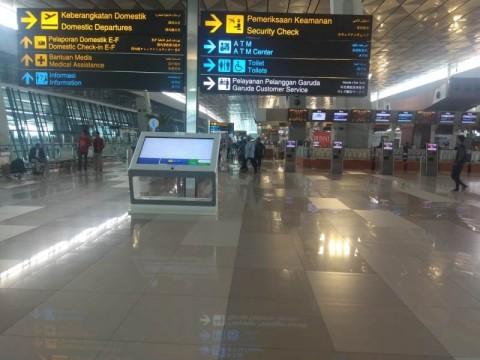 Operasional Garuda Indonesia Tak Terganggu Mogok Kerja