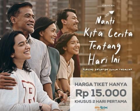Film NKCTHI Berikan Harga Khusus untuk Penonton Selama Dua Hari