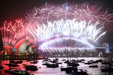 Krisis Kebakaran Hutan, Sydney Tetap Rayakan Tahun Baru
