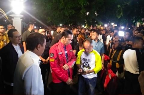 Jokowi Ingin Rakyat Indonesia Lebih Rukun di 2020