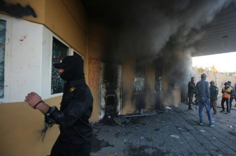 Pompeo Sebut Kedubes AS di Irak Diserang Teroris