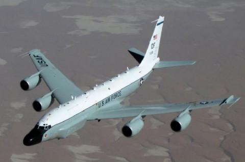 Pesawat AS Lintasi Semenanjung Korea Jelang Pidato Kim
