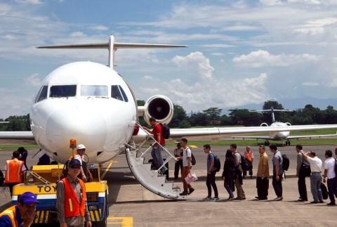 Maskapai Bandara Halim <i>Refund</i> 100% Pembatalan Tiket