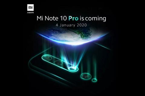 Xiaomi Minta Konsumen Indonesia Sambut Mi Note 10 Pro