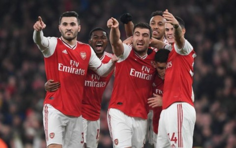 Arsenal Permalukan MU, Arteta Torehkan Kemenangan Perdana