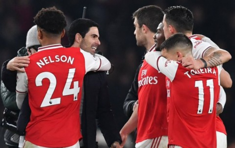 Komentar Arteta Usai Raih Kemenangan Perdana Bersama Arsenal