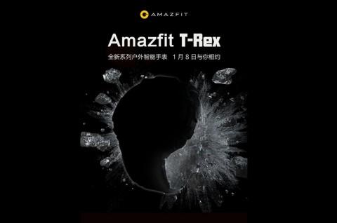 Huami Amazfit T-Rex Bakal Muncul di CES 2020